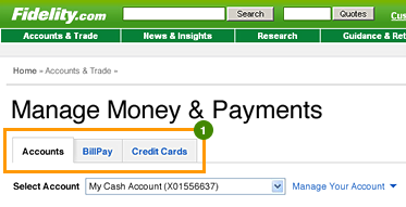 fidelity cash management account withdrawal limit
